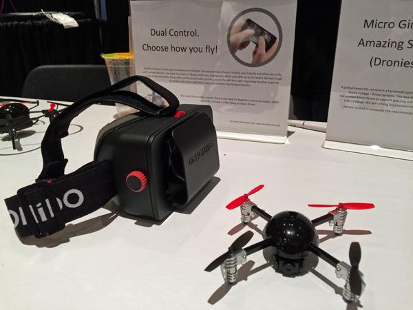 Inter-Drone-MicroDrone-3.0